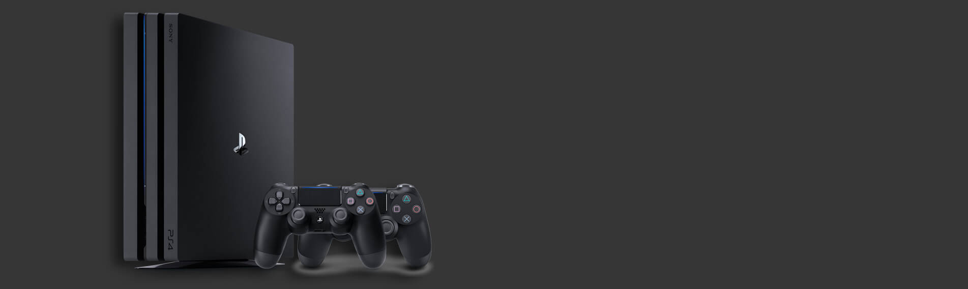 playstation 4 slider