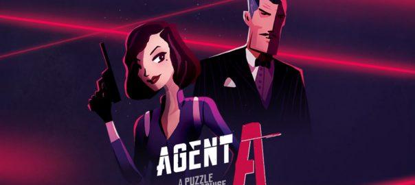 بازی Agent A: A Puzzle in Disguise