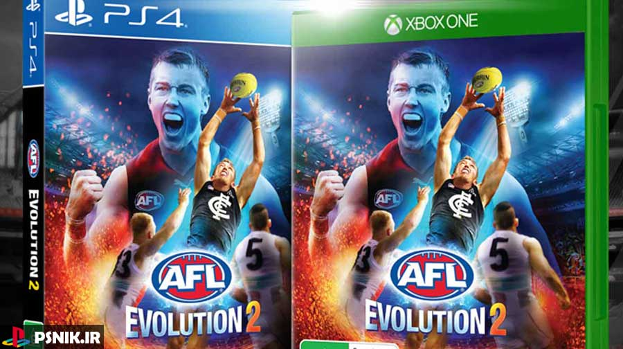 بازی AFL Evolution 2