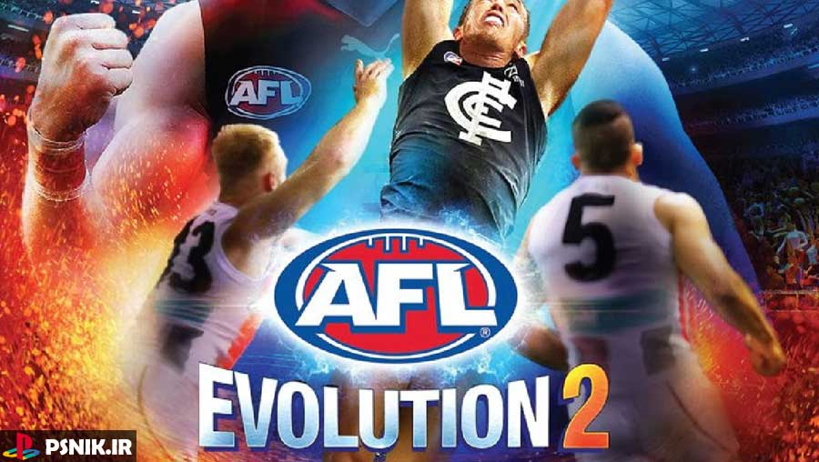 بازی AFL Evolution