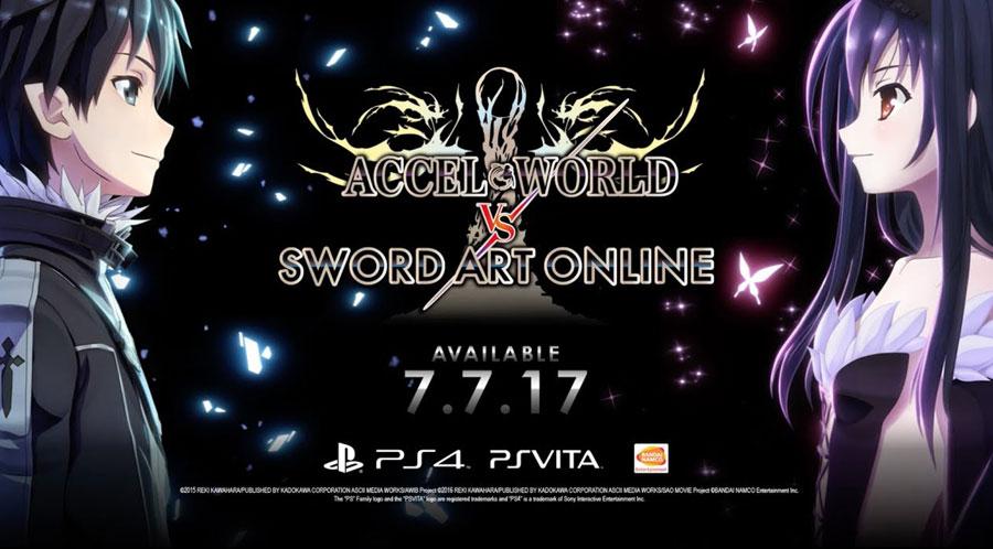 بازی Accel World vs. Sword Art Online: Millennium Twilight