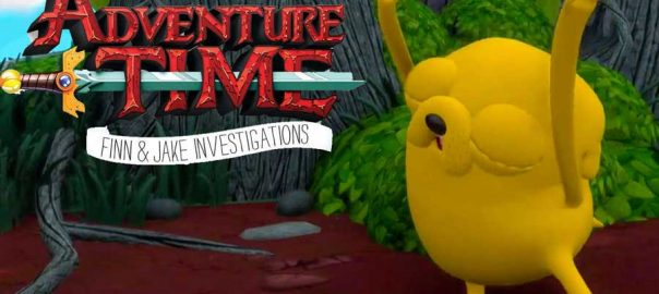 بازی Adventure Time: Finn & Jake Investigations