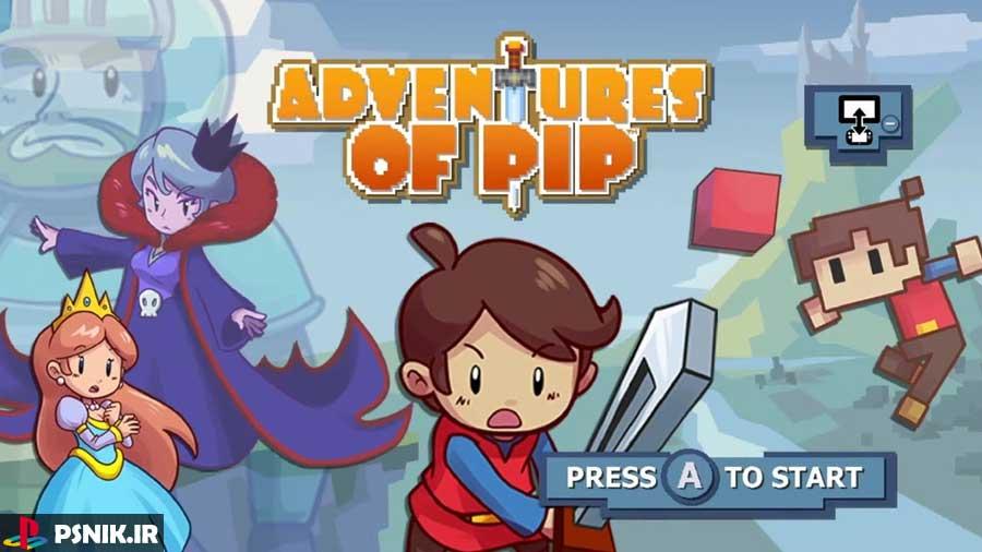 بازی Adventures of Pip