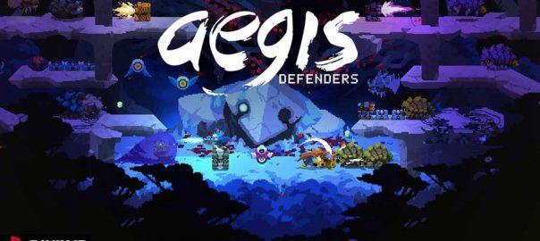 بازی Aegis Defenders
