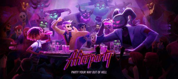 بازی Afterparty