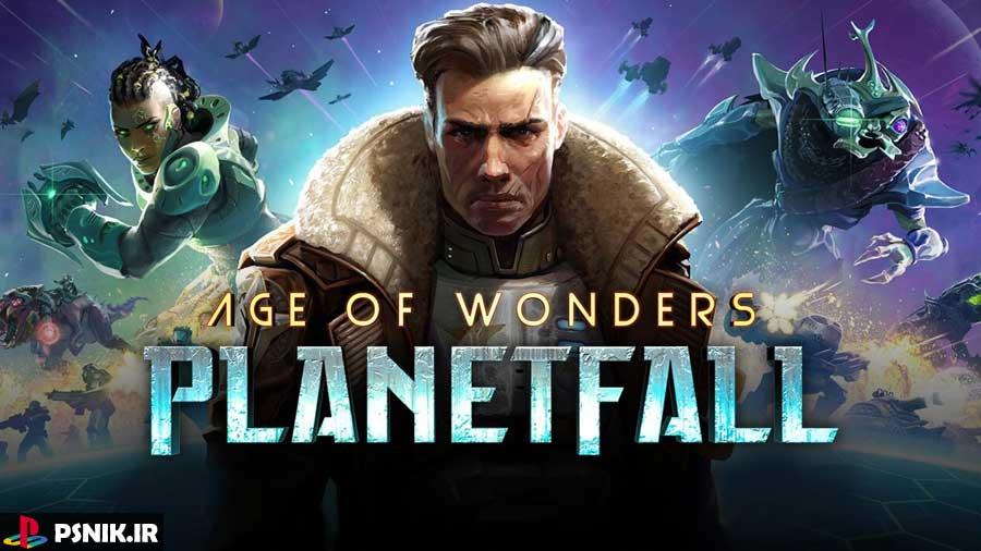 بازی Age of Wonders: Planetfall