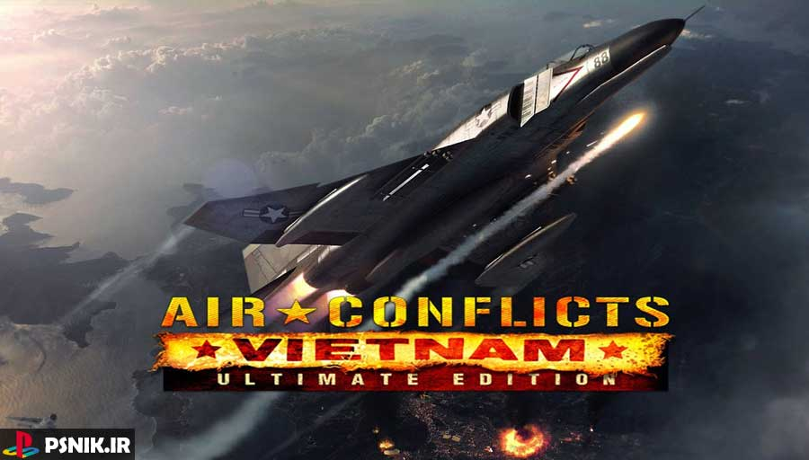 بازی Air Conflicts: Vietnam