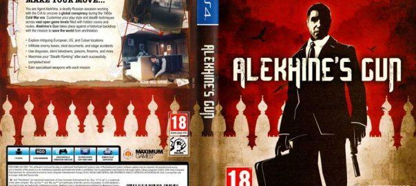 بازی Alekhine's Gun