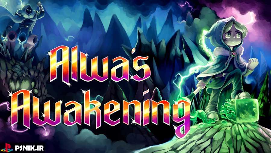 بازی پلی استیشن Alwa's Awakening