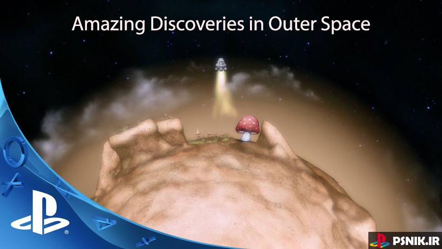 بازی Amazing Discoveries in Outer Space