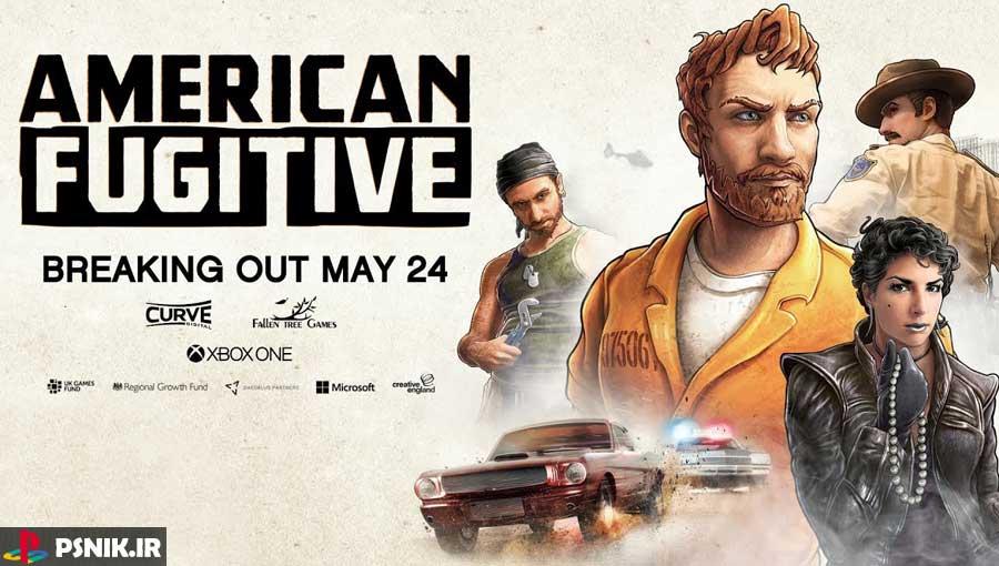 بازی American Fugitive