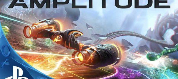 بازی پلی استیشن Amplitude