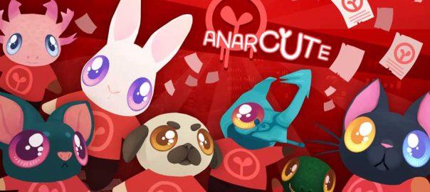 بازی Anarcute