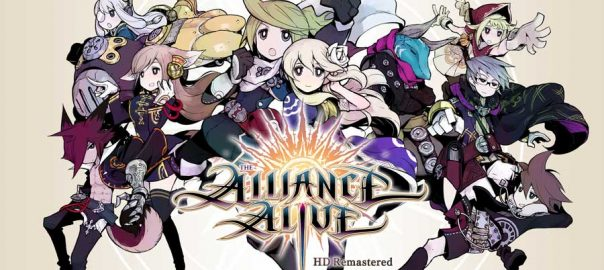بازی The Alliance Alive