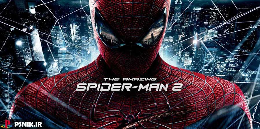 بازی The Amazing Spider-Man 2
