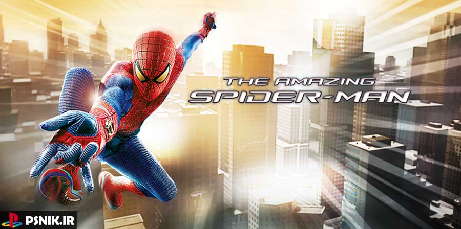 بازی The Amazing Spider-Man